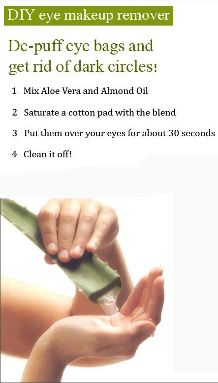best remedies to treat dark circle and Tighten the skin around your eyes