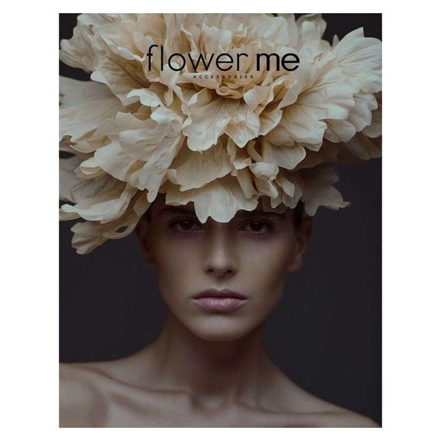 #доброеутро !!!☀️ @dariamalygina for #flowermeaccessories#flowerme Photo @albertplehov  MUA @marinaroy11