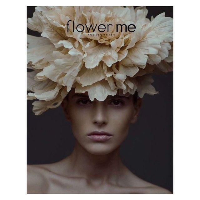 #доброеутро !!!☀️ @dariamalygina for #flowermeaccessories#flowerme Photo @albertplehov  MUA @marinaroy11