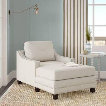 Birch Lane™ Heritage Newton Chaise Lounge | Birch Lane