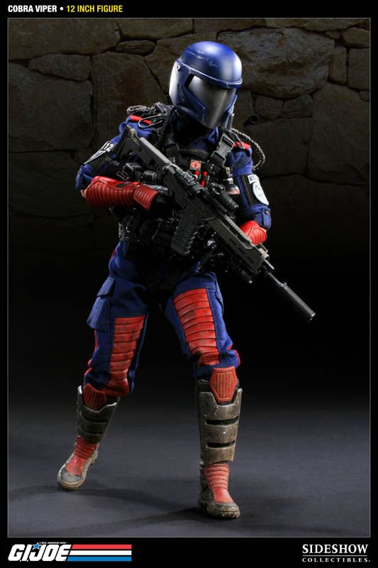 Cobra Viper / Sixth Scale Figure / Sideshow Collectibles / Edition size: 750