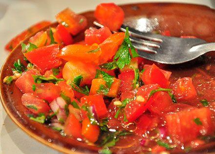 легкие заправки к салатам