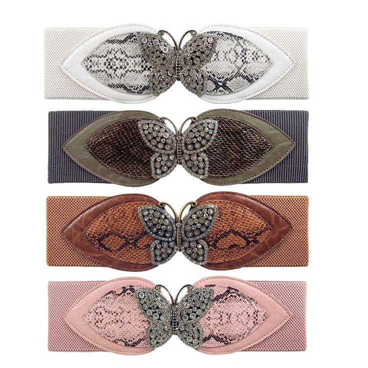 Butterfly Elastic Belt