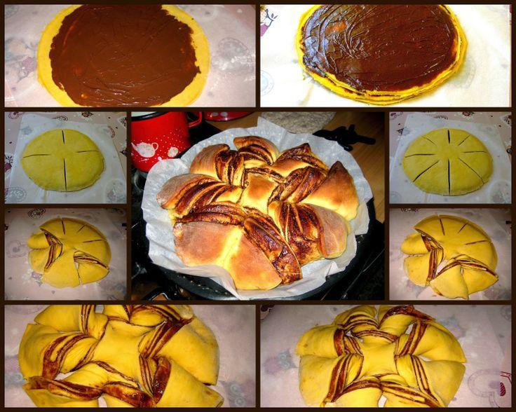 Pan Brioches alla Nutella