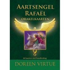Aartsengel Rafael orakelkaarten Doreen Virtue