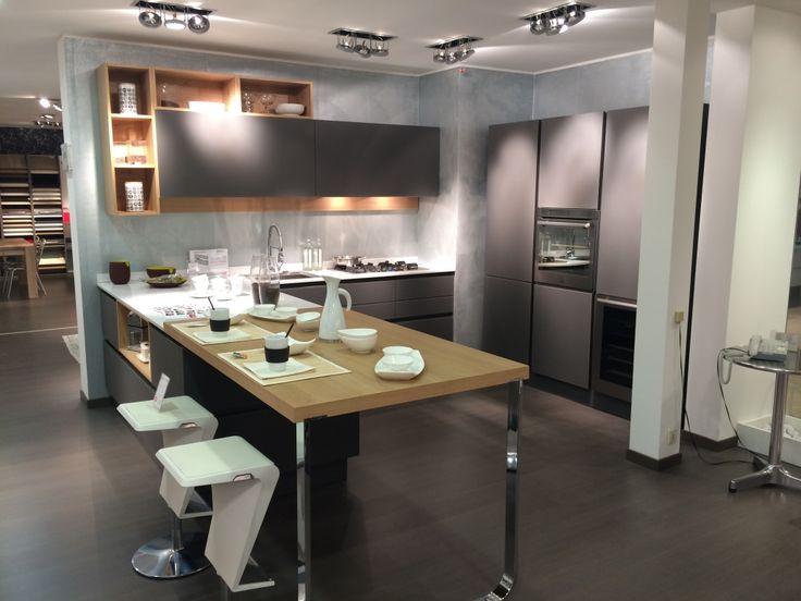 #Cucina #Riflex di #VenetaCucine su www.outletmobili-italia.it