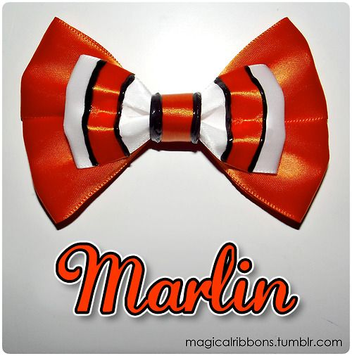 Marlin 8) it's about time she got back to Finding Nemo!!!