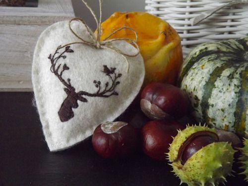 Rustic Autumn collection - deer <3