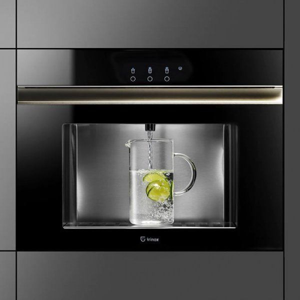 Wave 45 Irinox Built In Water Dispenser Good Idea To Have Upstairs For Water Built In Water Dispenser Water Dispenser Kitchen Water Dispenser