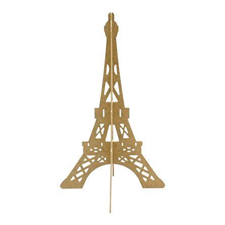 Productos - Torre Eiffel 3D Mdf 40Cm 1Pz - Fantasias Miguel