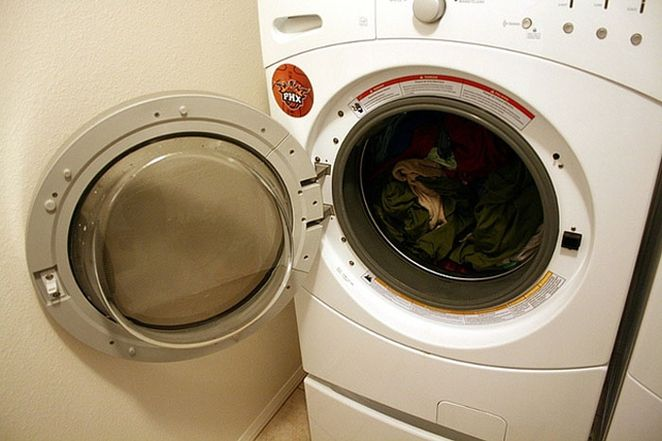 8 Easy maintenance tips for front load washers #washing #machine #laundry .