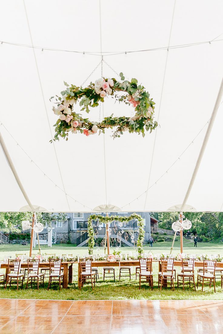 Bright + Beautiful Summer Wedding with Geometric Accents