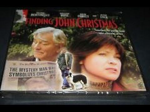 """Finding John Christmas"" FULL Christmas Movie  (2003) with Peter Falk"
