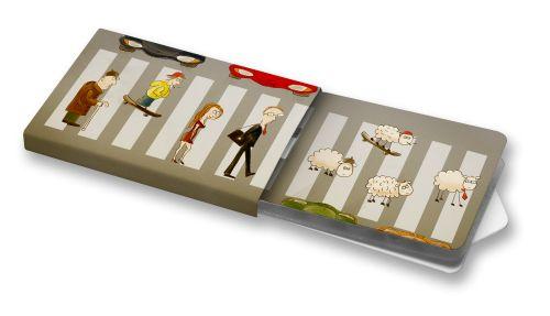 Lidi a ovce #ilustration #ilustrace #ChewingGums #žvýkačky #CharityGums #ovce #sheeps