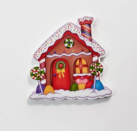 Christmas Candy NeedleminderNeedle Minder
