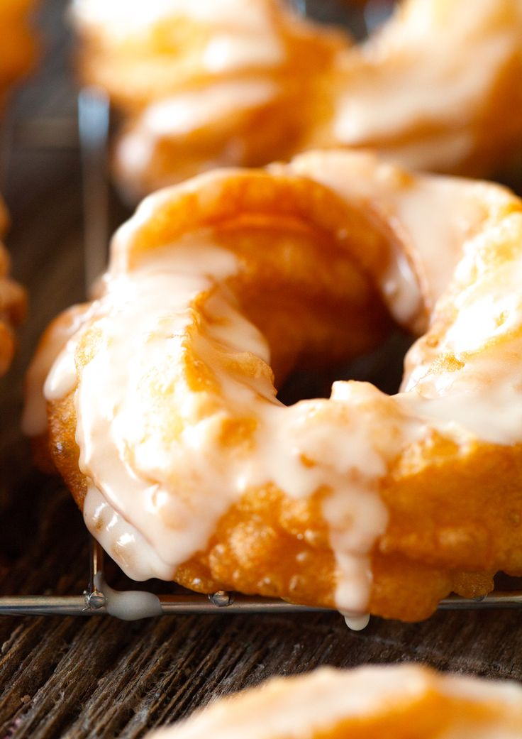 Easy French Crullers. Use your favorite Gluten Free Flour (mine is Better Batter) for these and they should be just delicious.