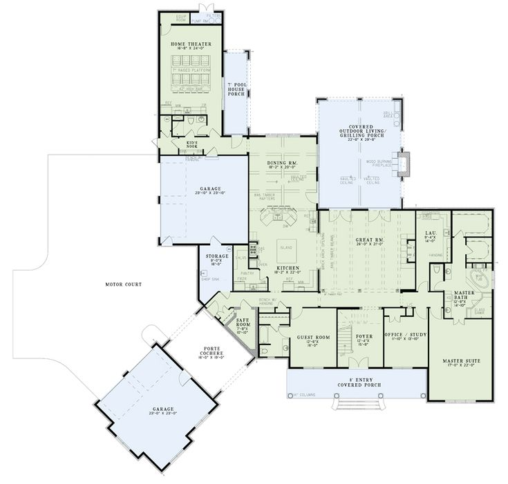 17 Best 1000 images about House plans on Pinterest Architectural