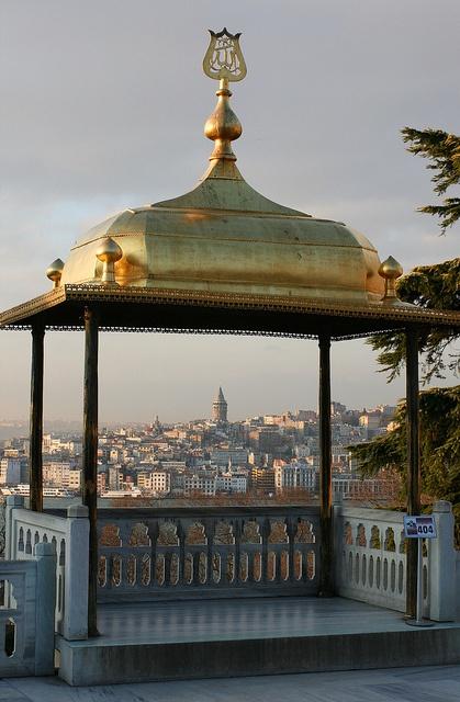 Topkapi Sarayi Palace - Istanbul, Turkey