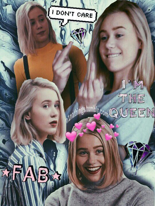 My edit with Noora. #skam #noora