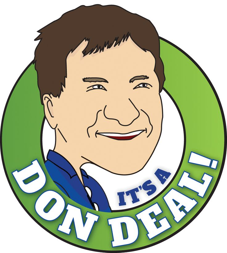 Don Deal Logo Designed by Imagine If Creative Studios