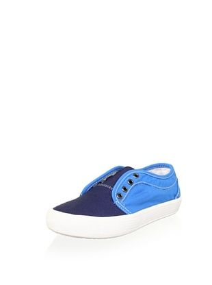 43% OFF Old Soles Kid's Soul Shoe (Aqua Navy)