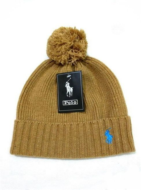 2017 Winter Hot Polo Beanie knitted hat