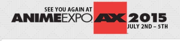 Anime Expo: July