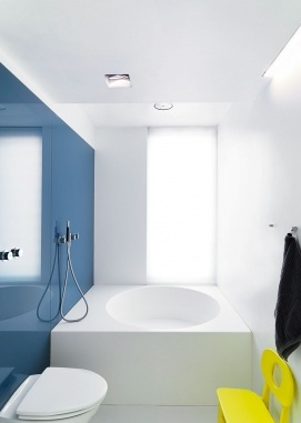 Badekar for liten plass