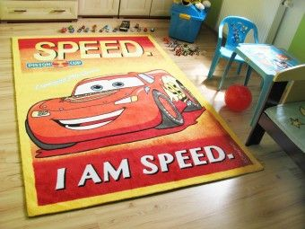 Dětský koberec Cars 11
