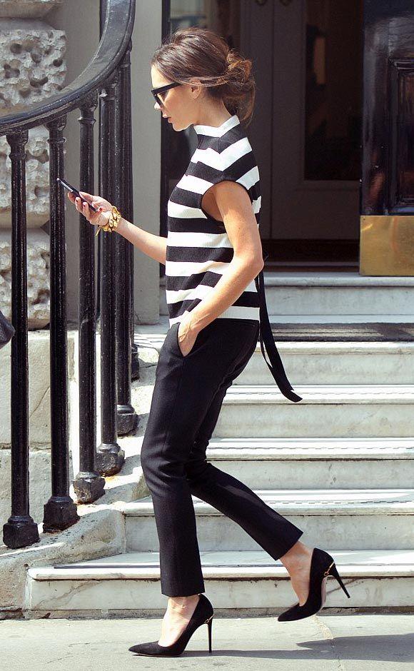 » ヴィクトリア・ベッカム、シンプルな『ボーダートップス』がなんと約15万円!#VictoriaBeckham SS16 | 海外セレブ&セレブキッズの最新画像・私服ファッション・ゴシップ | Jinclude