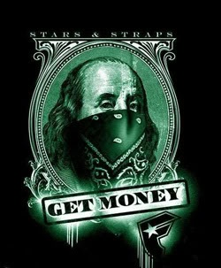 get money famous stars and straps
