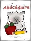 """Voici un superbe cahier """"Abécédaire"""" afin d'écrire, colorier et trouverdes voyelles et des consonnes."""