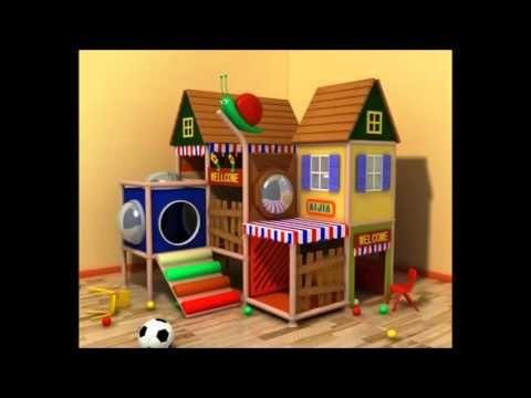 Desain Interior Ruang Bermain Anak
