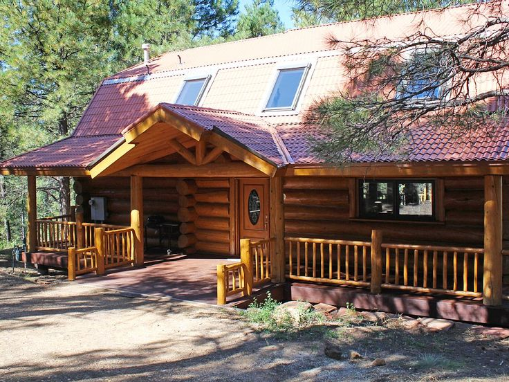 Cabin vacation rental in flagstaff az usa from