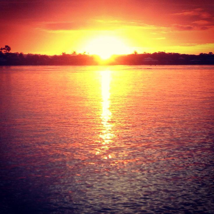 Sunset Ballina NSW