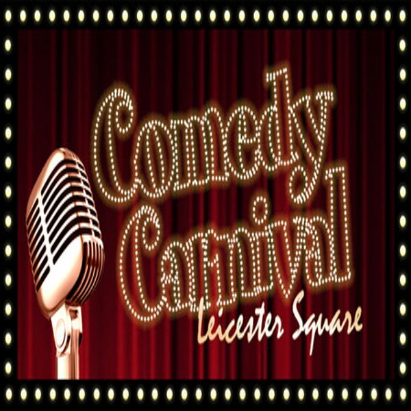 Comedy Carnival Square, Stand-up comedy show featuring Mick Ferry, Rudi Lickwood, Chris Martin and Pete Jonas as MC. Bar Rumba, 36 Shaftesbury Avenue, London, W1D 7EP. Doors 7pm, Show 8pm-10pm, Nightclub 10pm-3am. Booking: http://atnd.it/5171-1, General Admission: £12, Reserved Seating: £15, Party Package: £20.