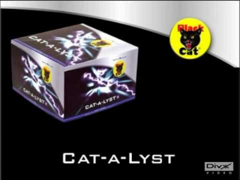 'OLD SKOOL' Standard and Black Cat Fireworks 2007 Product Video