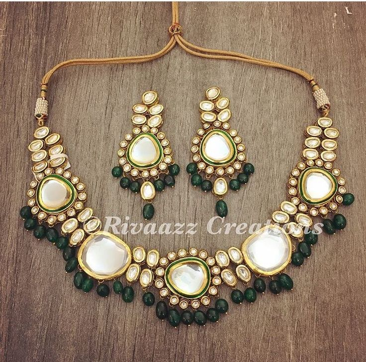 138 best indian jewels images on pinterest diy wedding for Indian jewelry queens ny