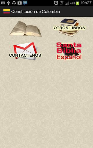 Constitución de Colombia de 1991<br>Constitución Política de Colombia<p>Símbolo del escudo de Colombia en la constitución política<br>carta magna<br>Ratificación\t1990<br>Promulgación\t4 de julio de 1991 (21 años)<br>Autores\tAsamblea Nacional Constituyente<br>Signatarios\t70 miembros de la Asamblea Nacional Constituyente<br>Función\tAmpliar las normas y leyes de la sociedad colombiana<br>La Constitución Política de Colombia de 1991 es la actual carta magna de la República de Colombia…