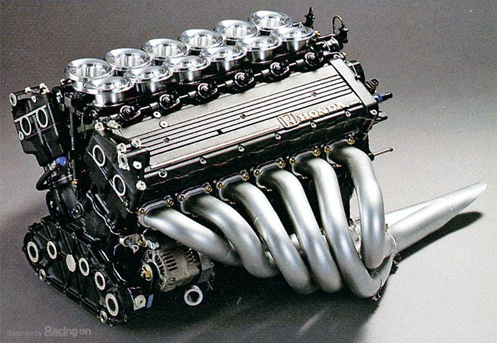 F1 Honda 3.1 l V-12