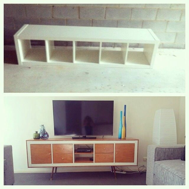 17 best images about house home on pinterest ikea for Expedit tv bench