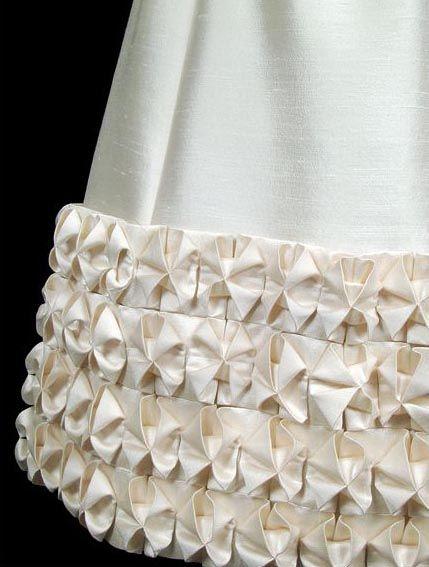 Balenciaga - Vintage - Robe à Base 'Origami'