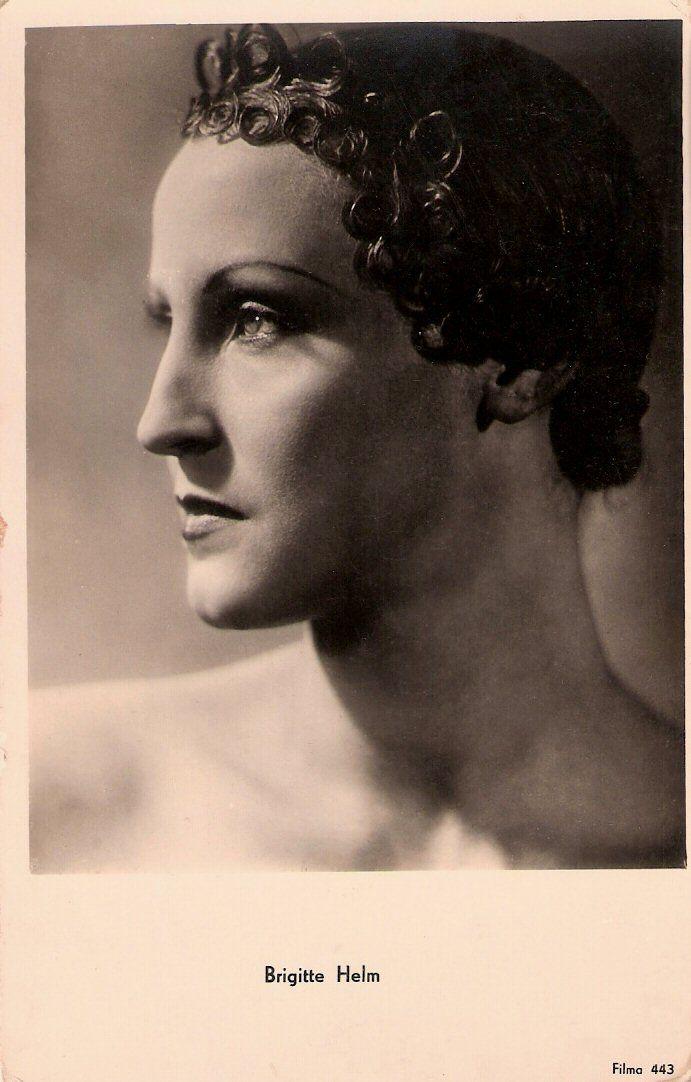 Brigitte Helm in 'L'Atlantide' (Georg Wilhelm Pabst)
