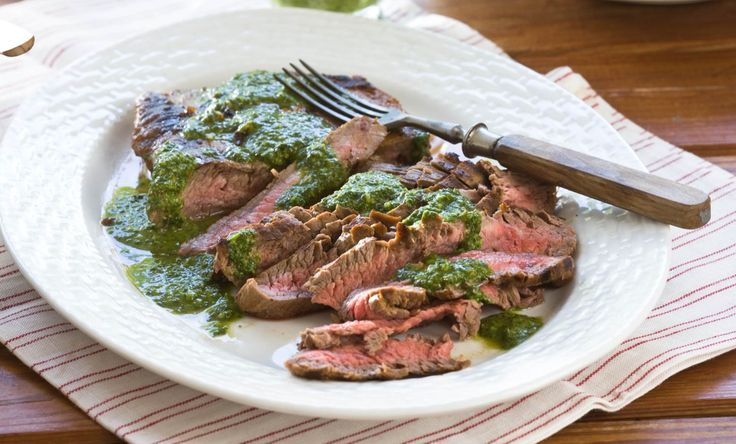 Chimichurri Grilled Beef