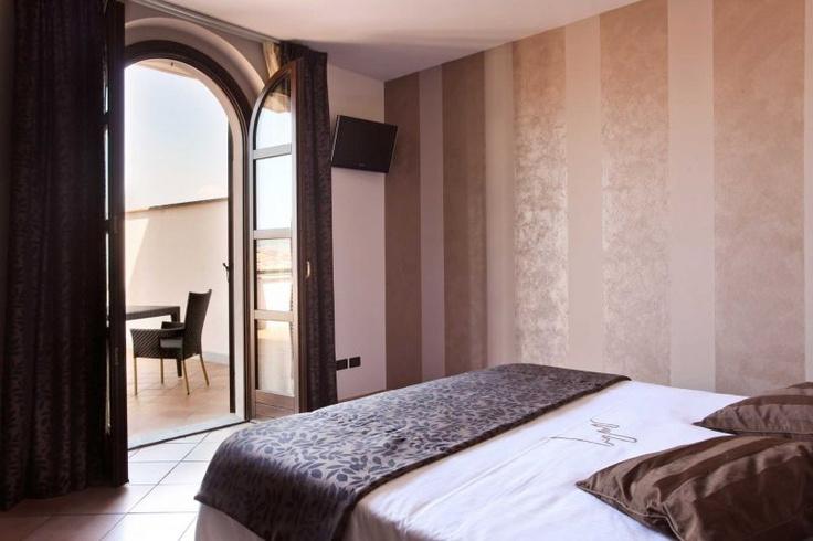 lost my heart @ Room Rocche - Le Torri Hotel...
