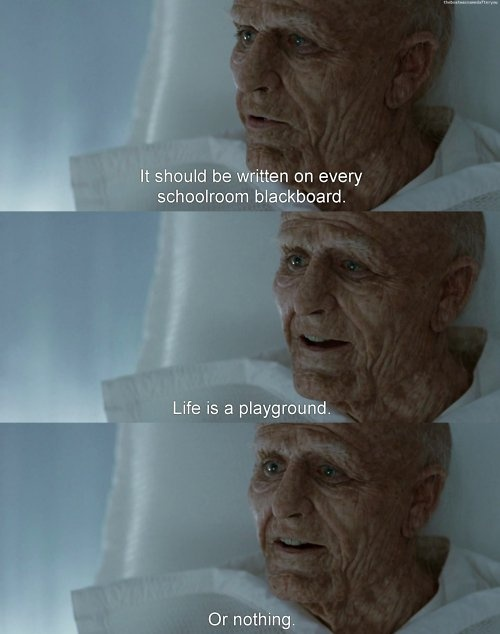 Mr Nobody Life is a playground... or nothing!