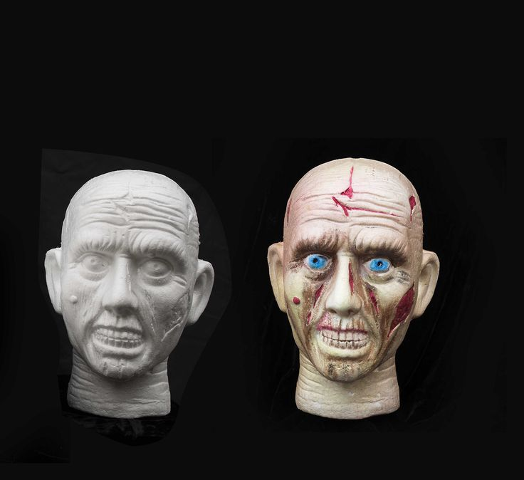 These Fun Diy Foam Heads Are Perfect For Your Your Walking