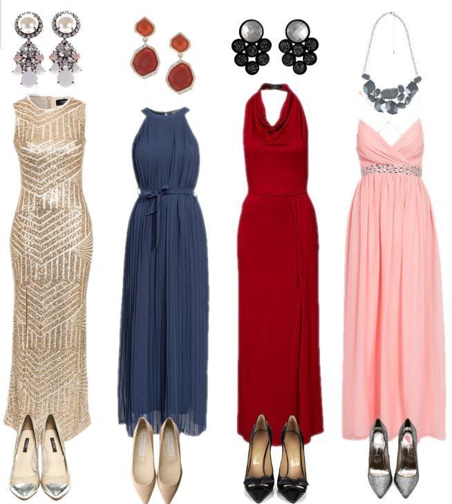 eleganckie sukienki maxi