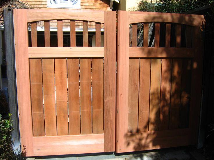 35 Best Images About Craftsman Fences & Gates On Pinterest