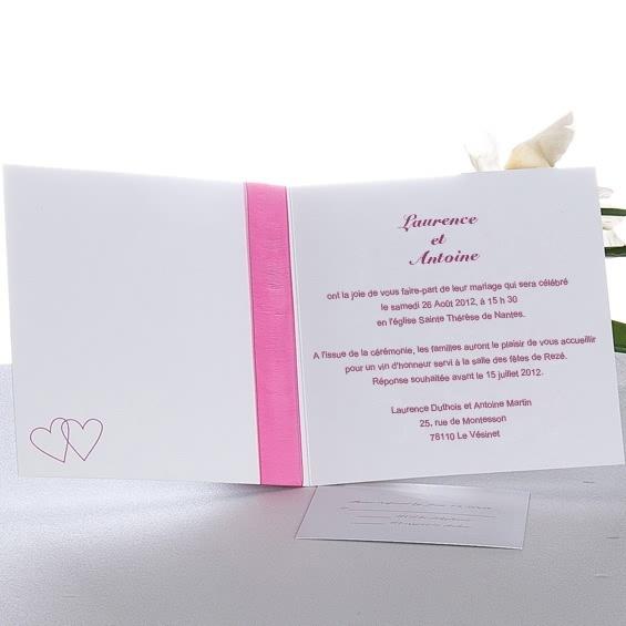 Texte invitation mariage theme mer